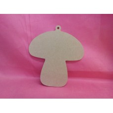 4mm MDF Hanging toadstool 150mm tall pack of 3